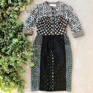 Beguile by Byron Lars Anthropologie Melodist Dress